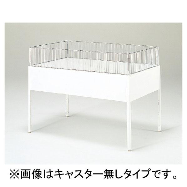 オープン平台キャスター付 W750×D750×H850 【厨房館】