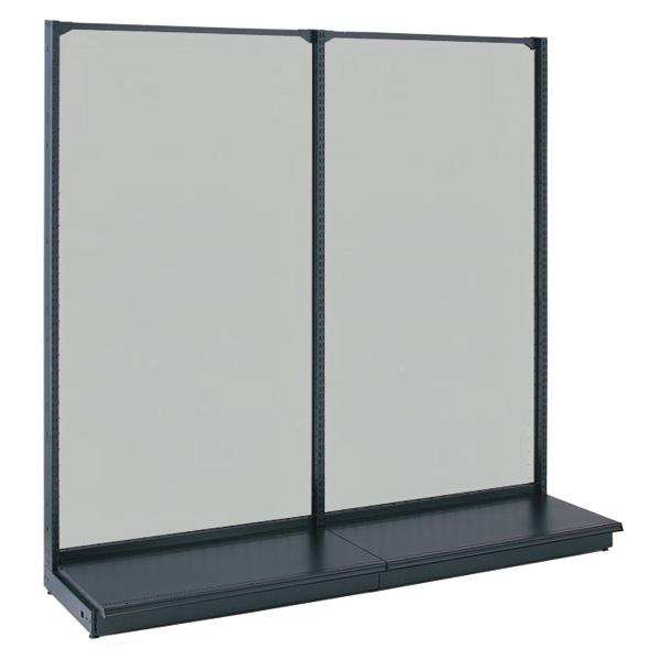 KZグレー片面ボードタイプ120×120本体 【厨房館】