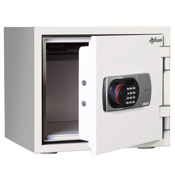 デジタルテンキー式耐火・耐水金庫 19L 119EN88WR 【厨房館】