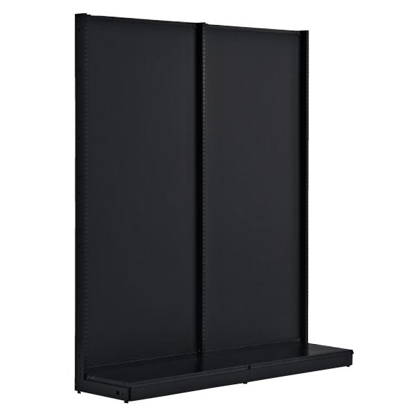 KZ ブラック片面ボードタイプ W90×H300cm本 【厨房館】