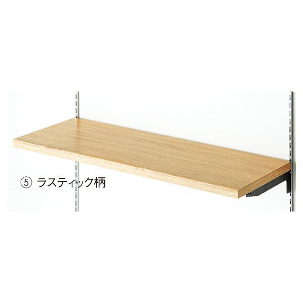 強化木棚W120×D40cmラスティック 【厨房館】