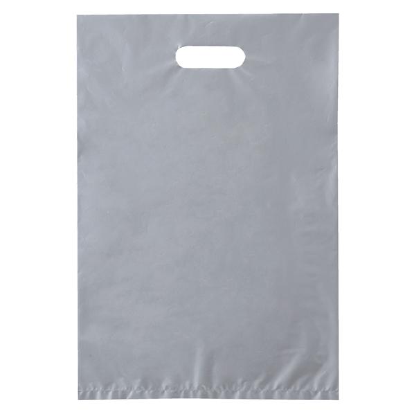 ポリ袋ハード型 シルバー 25×40cm2000枚 【厨房館】