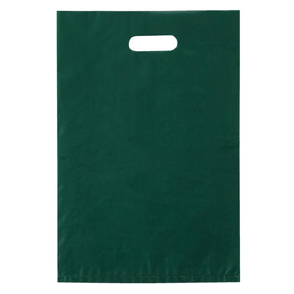 ポリ袋ハードダークグリーン50×60cm500枚 【厨房館】