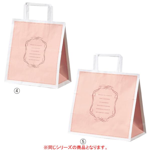 【まとめ買い10個セット品】 エレガントスイート紙袋 18×6×16cm 300枚 【厨房館】