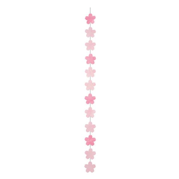 【まとめ買い10個セット品】 桜コード5本 【桜 サクラ さくら 春 飾り イベント 装飾】 【厨房館】