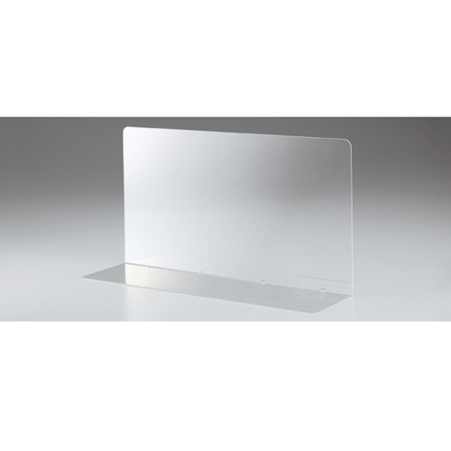 【まとめ買い10個セット品】 【 業務用 】アクリル製仕切板(10枚組) 34×7.5×15cm 10枚【店舗什器 小物 ディスプレー 店舗備品】【厨房館】
