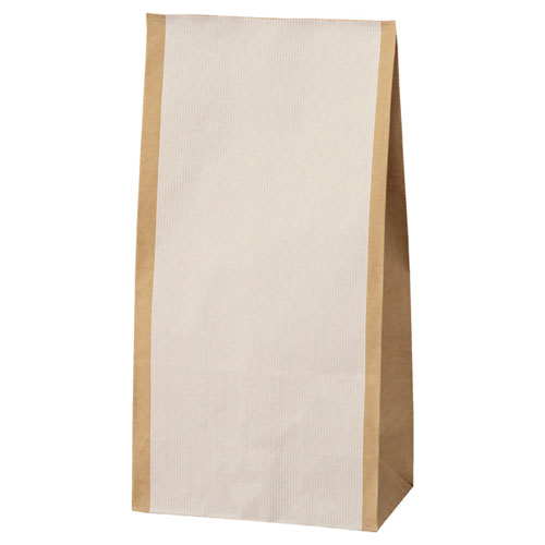 シンプルクオリティ 角底紙袋 18×10.8×35.2 1000枚【店舗備品 包装紙 ラッピング 袋 ディスプレー店舗】【厨房館】