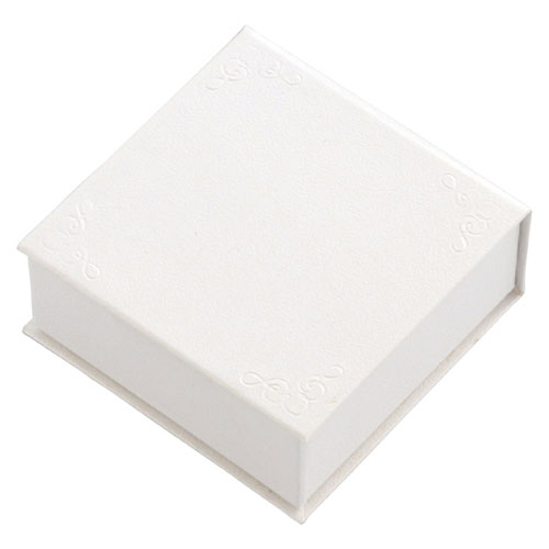 【まとめ買い10個セット品】 アクセサリーボックス(マグネットタイプ) 中 ホワイト 20個【店舗什器 パネル 壁面 小物 ディスプレー 店舗備品】【厨房館】