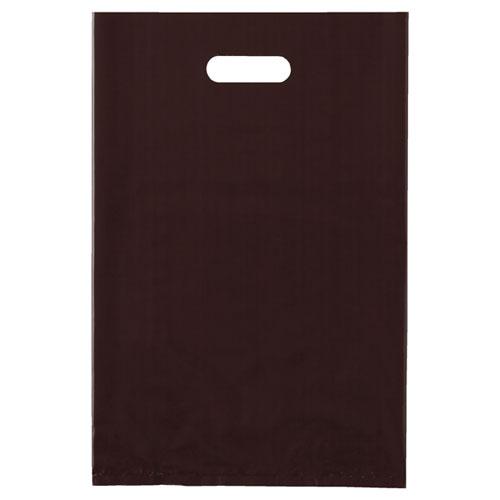 【まとめ買い10個セット品】 ポリ袋ソフト型 カラー ブラウン 30×45 1000枚【店舗什器 小物 ディスプレー ギフト ラッピング 包装紙 袋 消耗品 店舗備品】【厨房館】