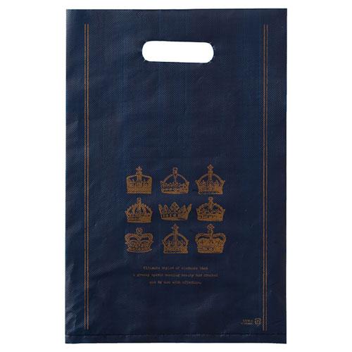 クラウン 40×50 600枚【店舗備品 包装紙 ラッピング 袋 ディスプレー店舗】【厨房館】