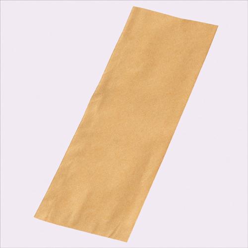 【まとめ買い10個セット品】 平袋 クラフト 8.5×24.5 2000枚【店舗什器 小物 ディスプレー ギフト ラッピング 包装紙 袋 消耗品 店舗備品】【厨房館】