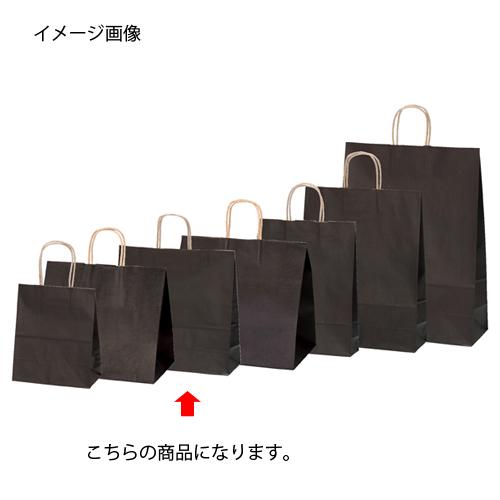 【まとめ買い10個セット品】 カラー手提げ紙袋 ブラウン 32×11.5×31 50枚【店舗備品 包装紙 ラッピング 袋 ディスプレー店舗】【厨房館】