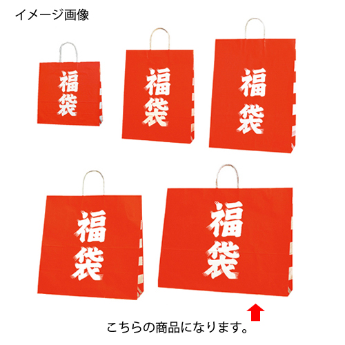 【まとめ買い10個セット品】 福袋 60×18×47 50枚【店舗什器 小物 ディスプレー 店舗備品】【厨房館】