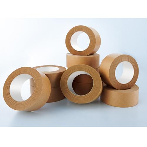 【まとめ買い10個セット品】 クラフトテープ(50m巻) クラフトテープ 50巻【店舗 ギフト ラッピング 包装 店舗備品】【厨房館】