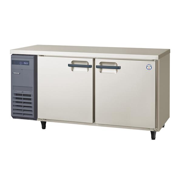 フクシマガリレイ ヨコ型冷凍冷蔵庫 LRシリーズ 冷凍冷蔵庫 幅1500×奥行600×高さ800 LRC-151PM 【厨房館】