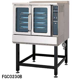 【 業務用 】フジマック 業務用ガスコンベクションオーブン FGCO230B W982×D1000×H1500 【 メーカー直送/後払い決済不可 】