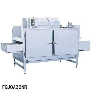 【 業務用 】フジマック 業務用ジェットオーブン[ロングシリーズ] FGJOA30BRS W3000×D1470×H1740 【 メーカー直送/後払い決済不可 】
