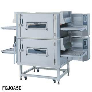 フジマック ジェットオーブン ガス式 FGJOA5D 12A・13A(都市ガス)【 メーカー直送/後払い決済不可 】【厨房館】