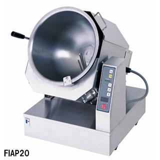 【 業務用 】フジマック 業務用IH回転炒め機 FIAP20 W450×D500×H575 【 メーカー直送/後払い決済不可 】