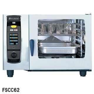 フジマック 業務用コンビオーブン FSCCシリーズ ガス式 FSCC62G W1069×D971×H757 【 メーカー直送/後払い決済不可 】 【厨房館】