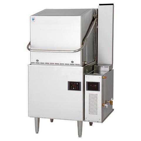 フジマック ドアタイプ洗浄機 FDWS60FL67 【 メーカー直送/代引不可 】【厨房館】