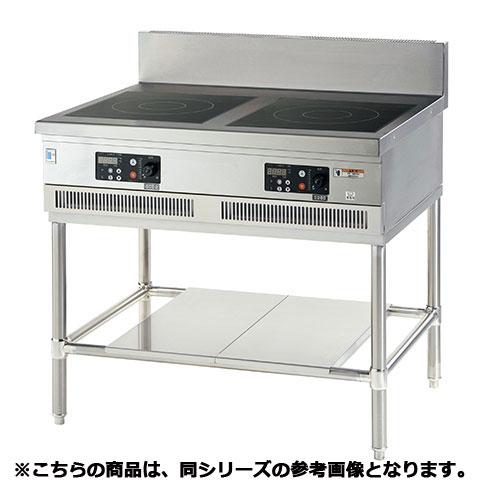 フジマック IHテーブル FIC12609FTF 【 メーカー直送/代引不可 】【厨房館】