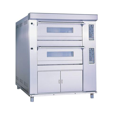フジマック デッキオーブン NE22T-FPA 【 メーカー直送/代引不可 】【厨房館】