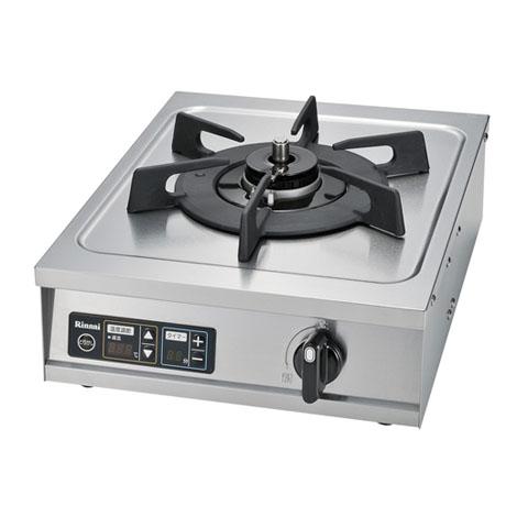 フジマック ガスコンロ(温度調節機能付タイプ) RSB-10T 【 メーカー直送/代引不可 】【厨房館】