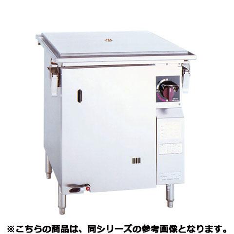 フジマック ガス蒸し器(せいろ用) SNB-0 【 メーカー直送/代引不可 】【厨房館】
