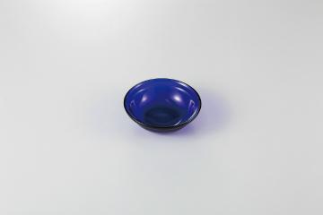 【まとめ買い10個セット品】和食器 ブルー 丸鉢 35K087-04 まごころ第35集 【キャンセル/返品不可】【厨房館】