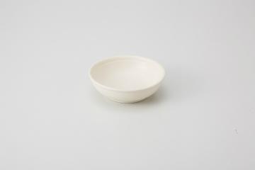 和食器 白釉 玉割 35K078-05 まごころ第35集