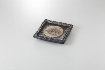 【まとめ買い10個セット品】和食器 朧月 正角皿 35K133-10 まごころ第35集 【キャンセル/返品不可】【厨房館】