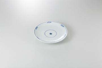【まとめ買い10個セット品】和食器 ゴス小紋 7.0皿 36K198-16 まごころ第36集 【キャンセル/返品不可】【厨房館】