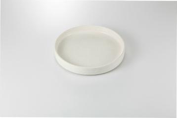 【まとめ買い10個セット品】和食器 淡白 切立7.0皿 36K220-04 まごころ第36集 【キャンセル/返品不可】【厨房館】