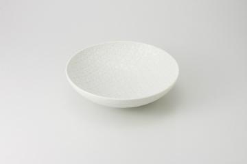 【まとめ買い10個セット品】和食器 白結晶 盛鉢 35K247-03 まごころ第35集 【キャンセル/返品不可】【厨房館】
