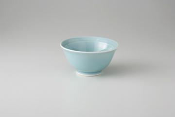 和食器 青磁 4.0スープ碗 35K373-25 まごころ第35集 【キャンセル/返品不可】【厨房館】