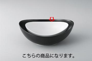 【まとめ買い10個セット品】和食器 ホワイト 楕円ボール(小) 35K405-13 まごころ第35集 【キャンセル/返品不可】【厨房館】