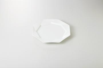 【まとめ買い10個セット品】和食器 ミラージュ白 7半皿 36K404-13 まごころ第36集 【キャンセル/返品不可】【厨房館】