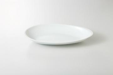 和食器 コクーン白 ベーカーL 35A408-08 まごころ第35集