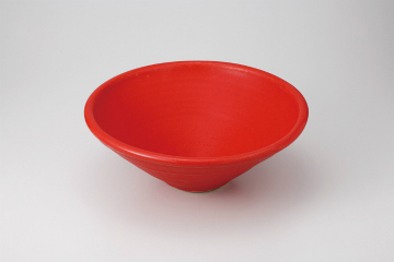 【まとめ買い10個セット品】和食器 赤ガラス 31cm(中) 35K542-27 まごころ第35集 【キャンセル/返品不可】【厨房館】