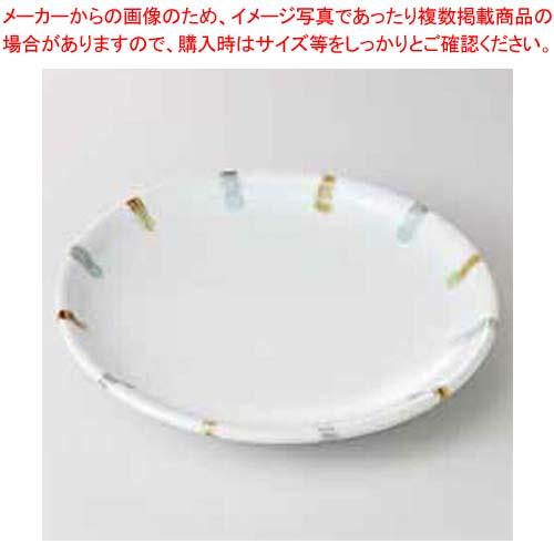 kak-711531 和食器 新色追加 往復送料無料 渕二色刷毛 7.0丸皿 36E198-13 まごころ第36集 厨房館