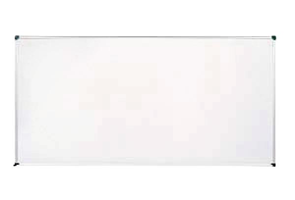 壁掛用ホーローホワイトボード無地 H609 【厨房館】