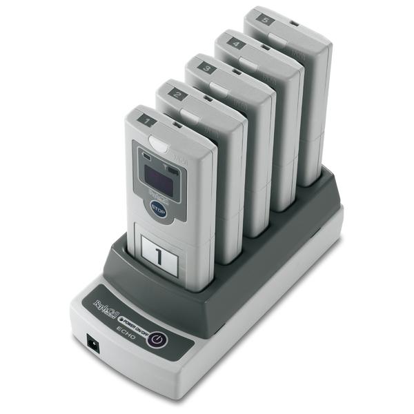 リプライコール充電器 5台タイプ RE-305 【厨房館】