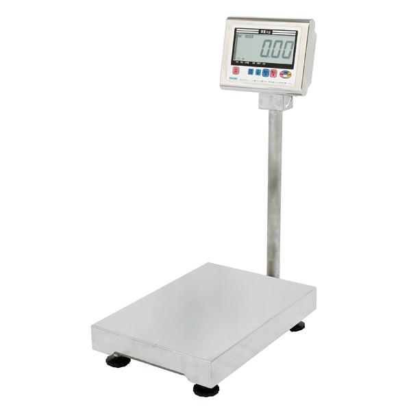 ヤマト 防水型デジタル台秤 DP-6700N-120 120kg 【厨房館】