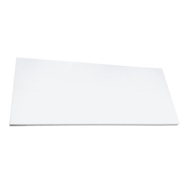 抗菌エラストマーまな板 白 1000x700x8 【厨房館】