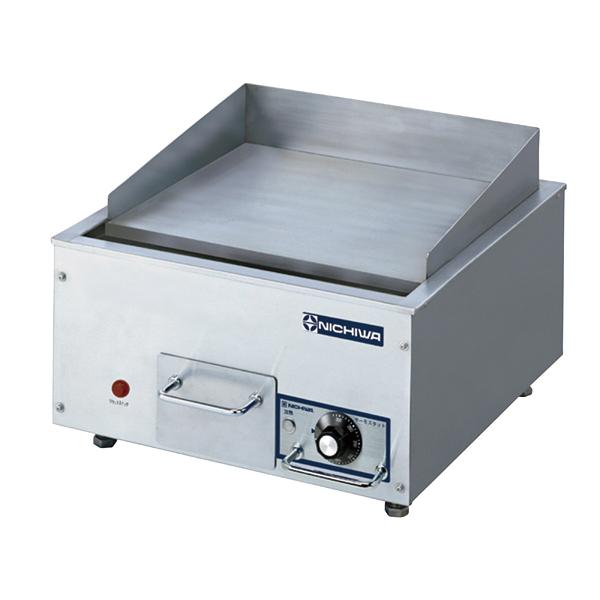 電気ミニグリドルMTEG-3 【厨房館】