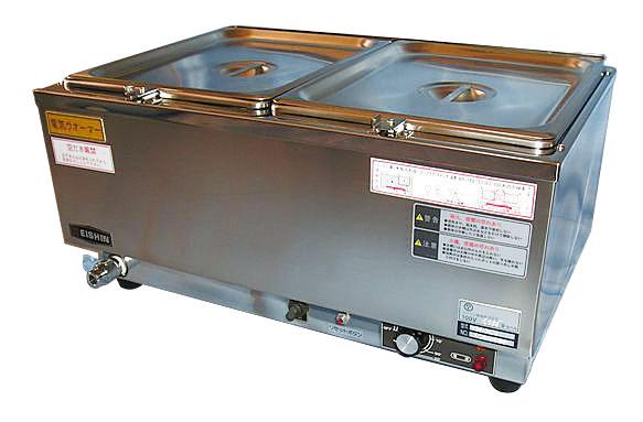 電気ウォーマー(卓上タイプ) ESN-3W型 【厨房館】