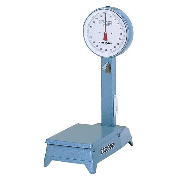 タナカ 自動台秤 C-800-50(車無) 50kg 【厨房館】