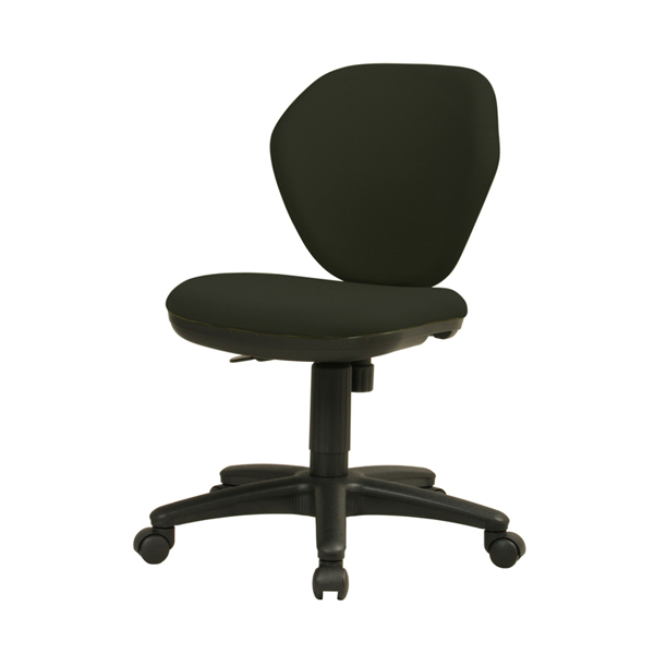 オフィスチェア〔ブラック〕 K-921〔BK〕【 椅子 洋風 イス チェア パーソナルチェア 1人掛け 】【 メーカー直送/後払い決済不可 】