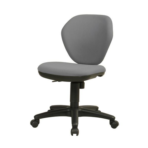 オフィスチェア〔ダークグレー〕 K-921〔DGR〕【 椅子 洋風 イス チェア パーソナルチェア 1人掛け 】【 メーカー直送/後払い決済不可 】